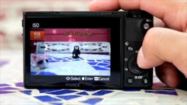 Tech Chill ตอนพิเศษ สอนการใช้กล้อง Sony RX100V ตอนที่ 5