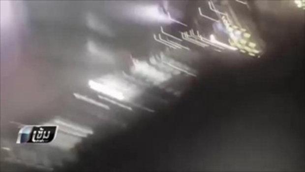 ตร.วิสามัญคนร้ายกราดยิงในลาสเวกัส พบมีผู้เสียชีวิต 50 ราย - เข้มข่าวค่ำ