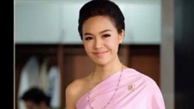 งดงามราวกับนางฟ้า !!! แยม มทิรา ในชุดไทยสุดเลอค่า ที่เห็นแล้วต้องร้องว้าว !!!