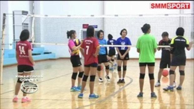 Volleyball Corner : โค้ชจรัล เผยการซ้อมของตัวตี และเซตของทีมยู-18 ทำได้ดีขึ้น