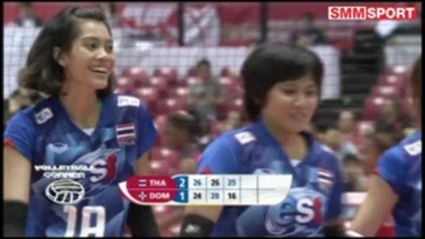 Volleyball Corner : ย้อนชม! ผลงานตบสาวไทยในคัดเลือกโอลิมปิกเกมส์ 2016