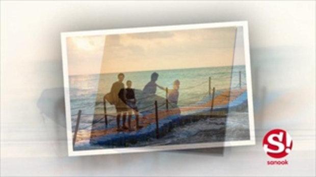 เป๊ก เปรมณัช - นิว นภัสสร คู่รักนักท่องเที่ยว กับภาพหวานๆ ที่เห็นแล้วต้องฟิน