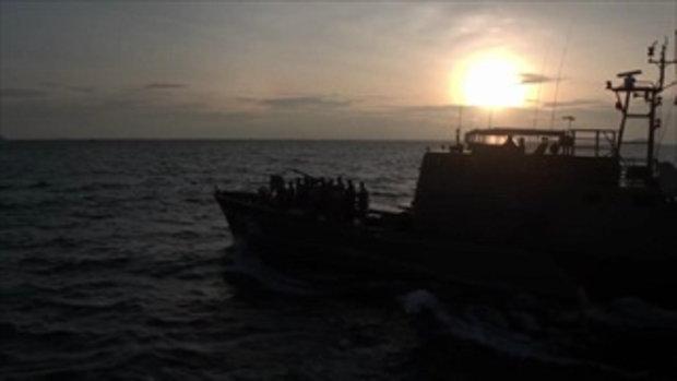 เพลงคนบนฟ้า : กองดุริยางค์ทหารเรือ