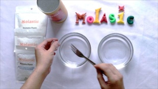 วิธีใช้งานพลาสติกปั้นได้ Molastic