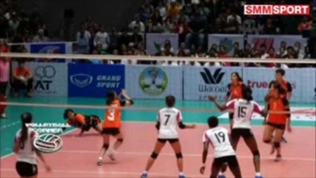 Volleyball Corner : โค้ชยะ เตือนลูกทีมสุพรีมห้ามประมาทในเลกสองไทยลีก