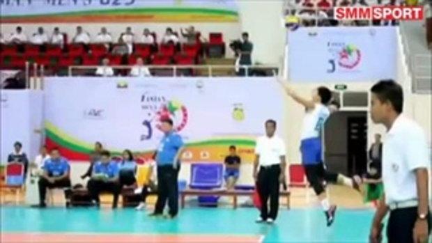 Volleyball Corner : สมาคมวอลเลย์บอลเปิดคัดนักตบชายชุดยู23 ลุยศึกชิงแชมป์เอเชีย