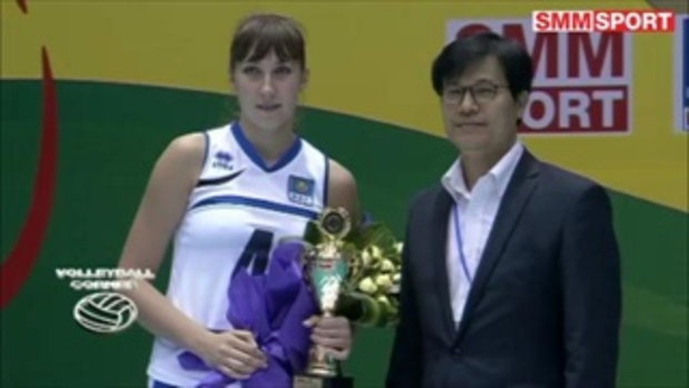 Volleyball Corner : AVCเตรียมจัดงานมอบรางวัลนักตบเอเชียครั้งแรก