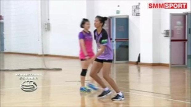 Volleyball Corner : ความเคลื่อนไหวของทีมยู18 หญิง เก็บตัวฝึกซ้อมอย่างต่อเนื่อง