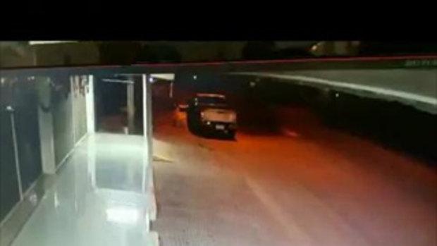 คนกวาดถนนอีกแล้ว! กระบะซิ่งชนแล้วหนี ดับกลางถนน ญาติสุดเศร้า วอนหาตัวคนทำมาลงโทษ
