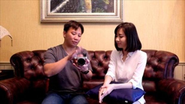 Tech Chill สอนใช้กล้อง Fujifilm X-A3 ตอนที่ 6 แฟลช, วิดีโอ, interval shotting