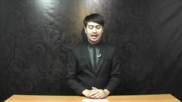 Sakorn News : รับมอบเงินช่วยเหลืออุทกภัยภาคใต้