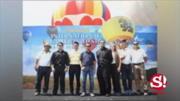 สิงห์ปาร์ค เชียงราย จัดเทศกาลบอลลูนนานาชาติ ต้อนรับเทศกาลแห่งความรัก