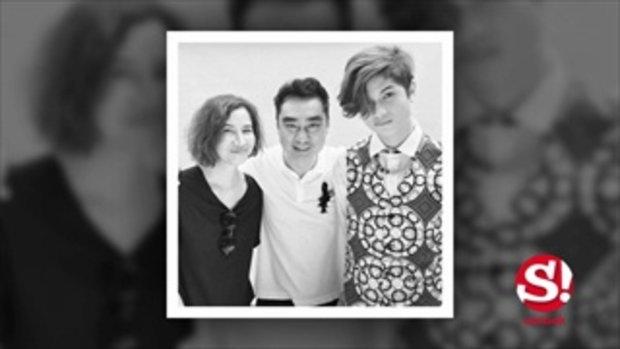 หมิว ลลิตา กับลูกชาย 2 คนที่ยิ่งโตยิ่งหล่อมาก