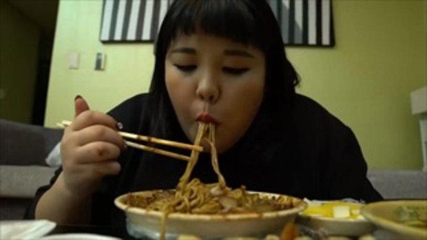 เน็ตไอดอลเกาหลี กินได้น่าอร่อย เกินคำบรรยาย