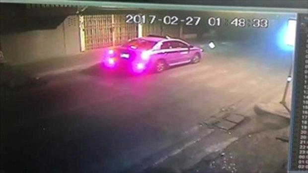 หนุ่มลืมกระเป๋าเดินทางไว้หน้าบ้านโพสต์คลิป วอนแท็กซี่ที่หยิบไปเอามาคืน