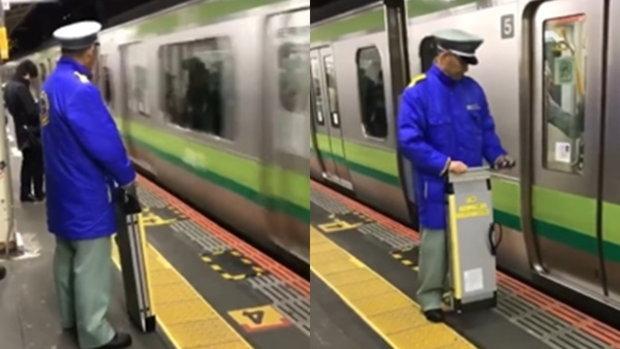 คลิป รถไฟญี่ปุ่น สั้น ๆ ดูแล้ว คุณรู้สึกยังไงกับประเทศนี้