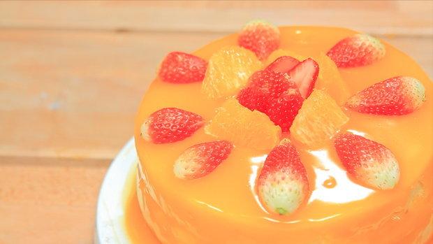 Sanook Good Stuff : สูตรเค้กส้ม หวานอมเปรี้ยว กินแล้วฟินรับซัมเมอร์