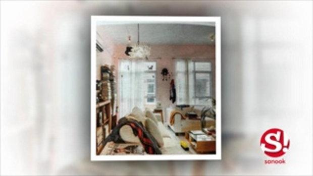 บ้านศิลปินสไตล์ ป๊อบ อาร์ต โอ่ง กงพัฒน์ ของแน่น ของเยอะ แต่วางแล้วมีสไตล์