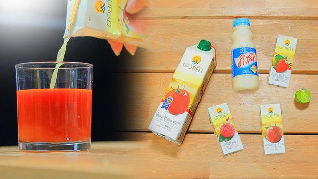 Sanook Good Stuff : สูตรดื่มน้ำมะเขือเทศ สูตรไหนรอด สูตรไหนร่วง รู้กัน!