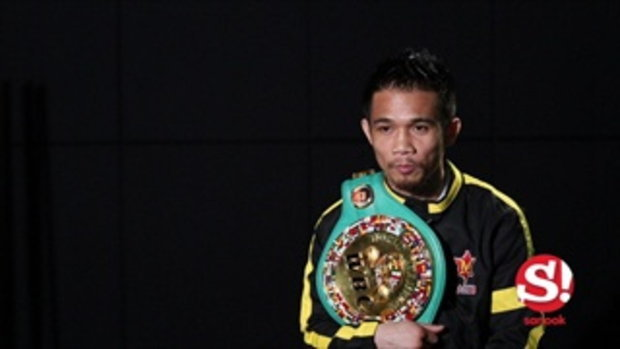 แหลม ศรีสะเกษ จากคนเก็บขยะ สู่แชมป์โลกของคนไทย