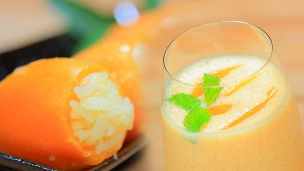 Sanook Good Stuff : สูตรเมนูของหวานจากมะยงชิด ผลไม้ยอดฮิตช่วงหน้าร้อน