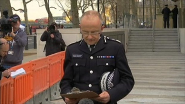 ตำรวจอังกฤษเผยผู้เสียชีวิตอย่างน้อย 4 คนและบาดเจ็บราว 20 รายเหตุโจมตีใกล้รัฐสภา