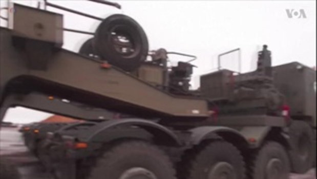 ยุโรปตึงเครียด !! นาโต้ เคลื่อนอาวุธหนักและกำลังพลประจำการในยูโรปตะวันออก