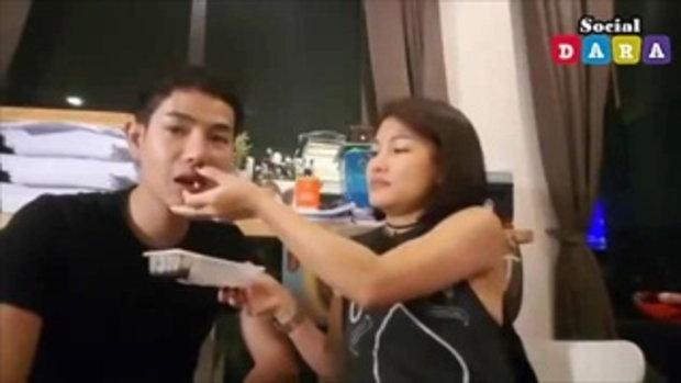 เป็ก ผลิตโชค Live หน้ากากอีกาพูดถึงหน้ากากทุเรียน แถมตอบคำถามแฟนคลับน่ารักจริงๆ