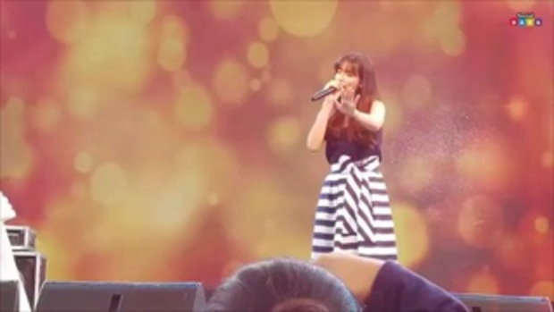 คิมเบอร์ลี่ เพลง แค่ภาพลวงตา #บ่วงหงส์ (ครอบครัวดนตรี Live Concert)