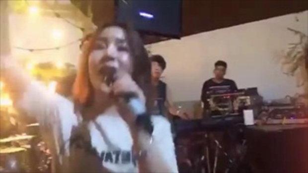 เผลอ(Live)-นภ พรชำนิ- MON ft.TOM ROOM39