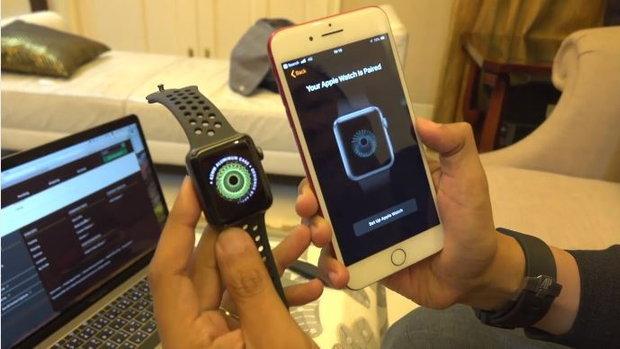 แกะกล่องใหม่ Apple Watch Series 3 ทันทีที่มาส่ง!!