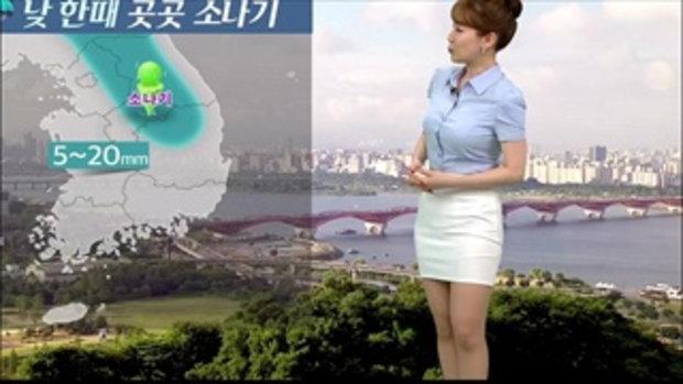 Lee Hyun-seung นักข่าวพยากรณ์อากาศสาวเกาหลี ที่โด่งดังในโซเชียล