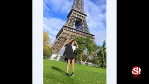 แจ๊ส แจง จูงมือสวีทปารีส บอกเก็บภาพไว้ให้ลูกดู