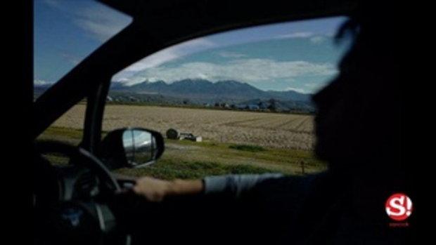 หมาก คิม ขับรถเที่ยวฮอกไกโด ลงรูปคู่แบบติสๆ