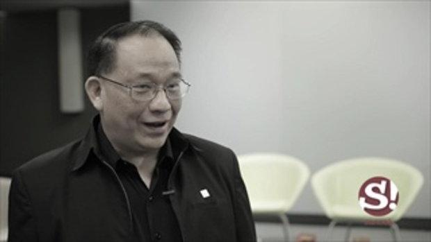 ดร.เจน ชาญณรงค์ ผู้รับพระราชทานทุนมูลนิธิอานันทมหิดล
