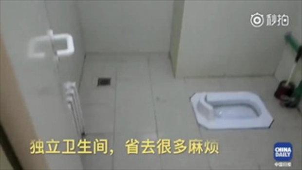 ฮือฮา! มหาวิทยาลัยจีนเปิดตัวหอพักสำหรับ นศ.ที่เป็นสามี-ภรรยากัน