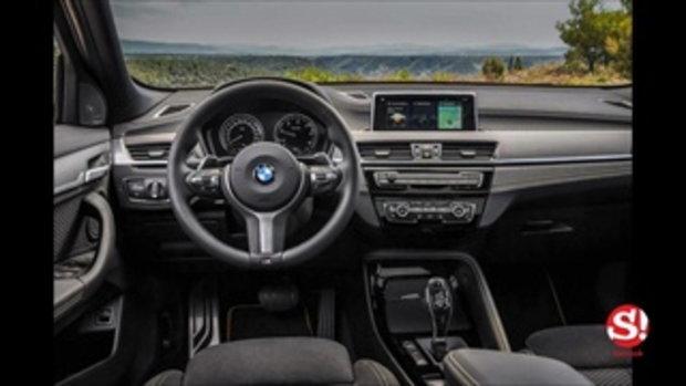 BMW X2 น้องใหม่รถพันธุ์เอ็กซ์