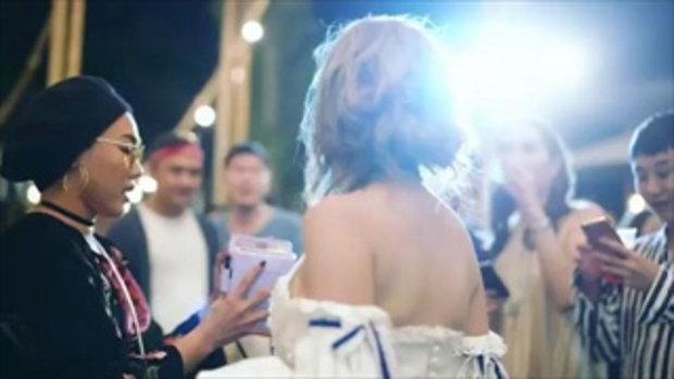 เก็บตกบรรยากาศ งานเลี้ยงฉลองสมรส เป๊ก - นิว 4/5