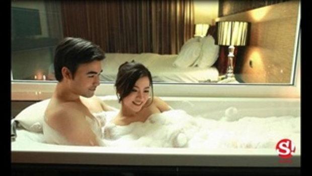 ก้านแก้ว VIP กลับมาแล้ว ใบเฟิร์น ชวน เจมส์ ลงอ่างอาบน้ำ หลงไฟ