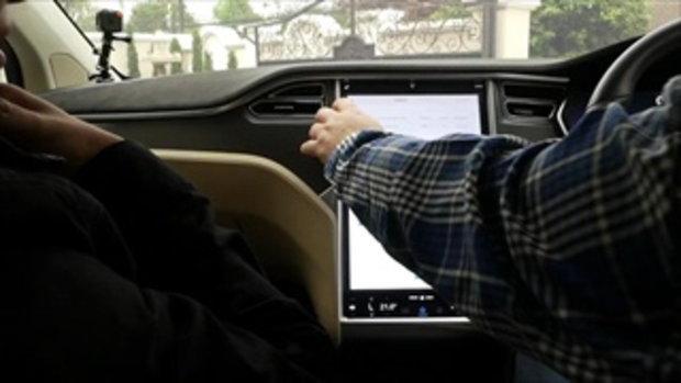 #แบไต๋คันต่อไป รีวิว #Tesla Model X #P100D ยานยนต์ไฟฟ้าตัวท็อป 12.5 ล้านบาท!