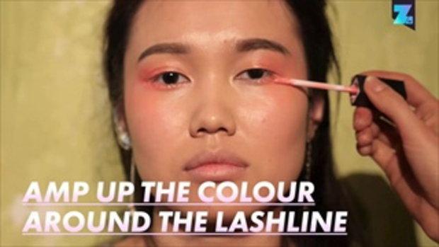 How to แต่งตาสีพีชตามเทรนด์ ด้วยลิปสติกที่มีในกรุ สำหรับสาว 3 สีผิว