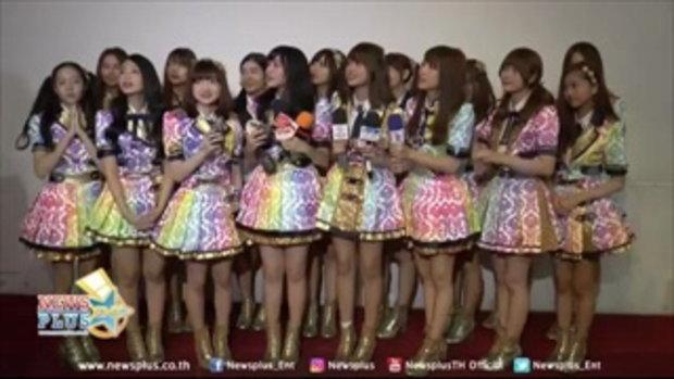 สาวๆ BNK48 ปลื้มFCรอแน่นร่วมงาน Mini Live and Handshake
