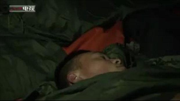 สุดโหด ทหารจีนกับภารกิจข้ามหุบผาสุดอันตรายในยูนนาน