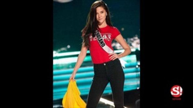 """โปรไฟล์ดี การศึกษาเด่น """"มารีญา พูลเลิศลาภ"""" สาวสวย คนเก่ง ความภาคภูมิใจของชาวไทย"""