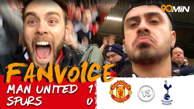 Man United 1-0 Tottenham
