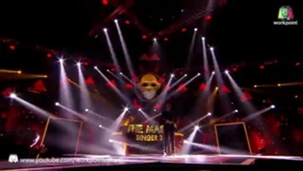 THE MASK SINGER หน้ากากนักร้อง 3 - EP.11 - 1/7 - Group D - 30 พ.ย. 60