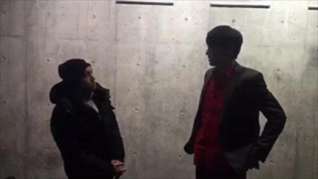 แฝดพี่แฝดน้อง!! ''เจมส์จิ'' บุกมาให้กำลังใจ ''เจ ชนาธิป'' ที่ญี่ปุ่นก่อนเกม ซากัน โทสุ