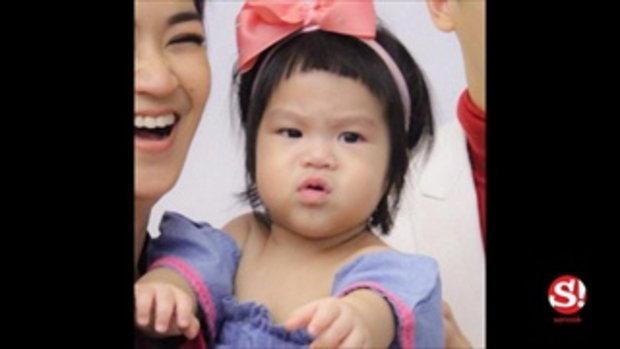 อย่างฮา น้องออเกรซ ลูกสาวเปิ้ล-จูน แผลงฤทธิ์ในงานอีเว้นท์
