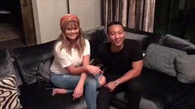 John Legend ทักทายแฟนเพลงชาวไทย ก่อนเจอตัวจริง 23 มี.ค.