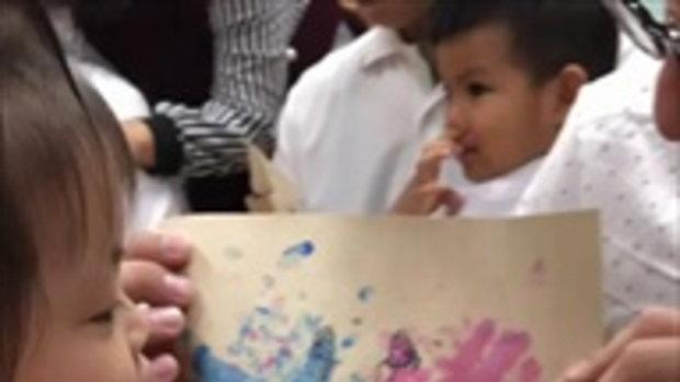 กาย รัชชานนท์ คุณพ่อลูก 3 กับภารกิจงานวันพ่อที่โรงเรียนลูก
